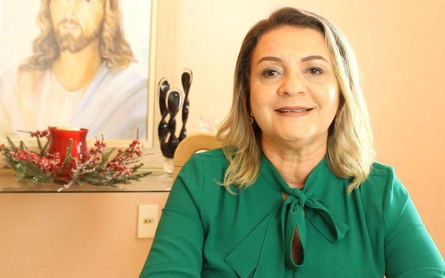 Prefeita de Rio Tinto se afasta do cargo devido a Covid-19