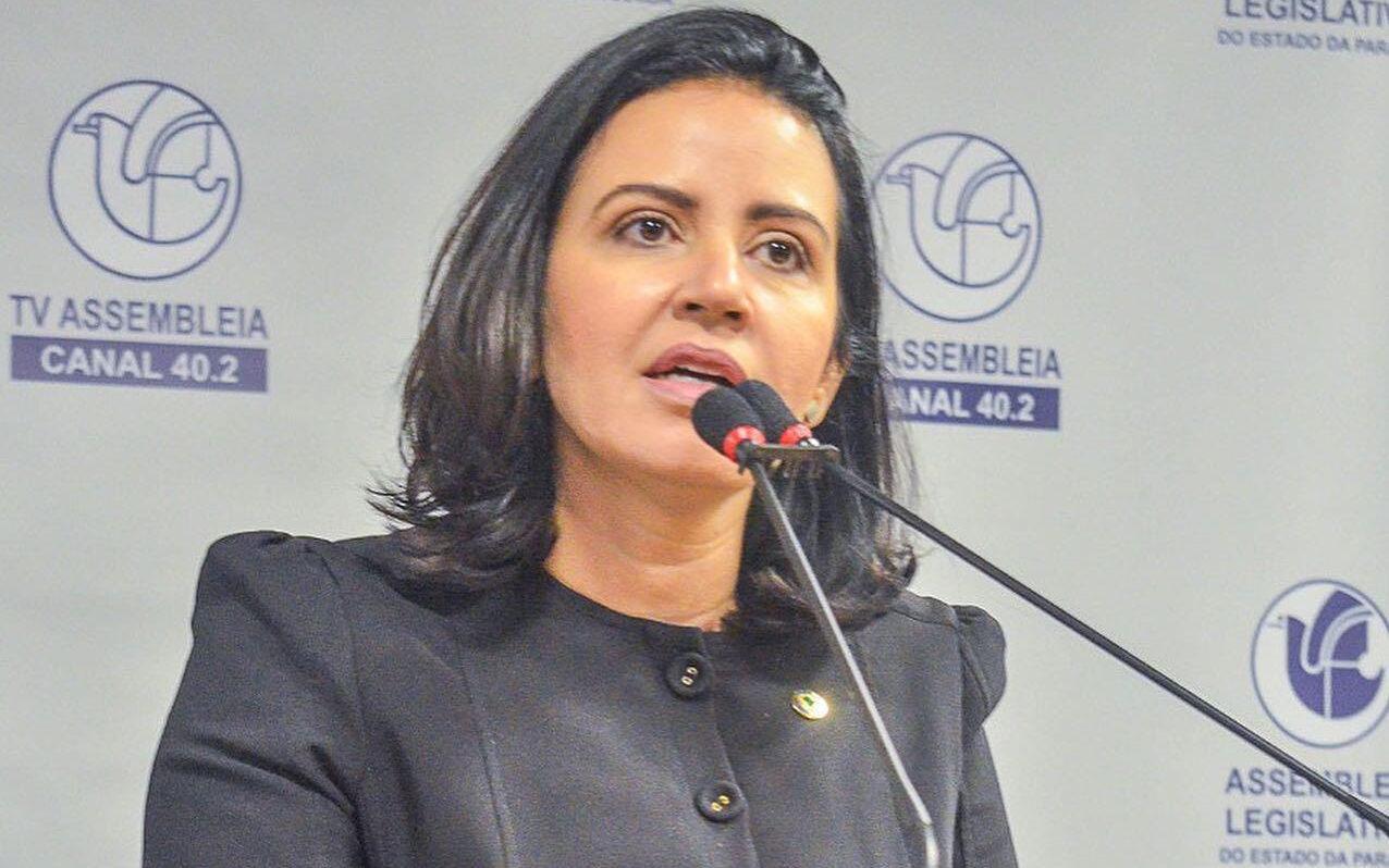 Parecer por reprovação das contas e devolução de R$ 1,3 milhão na gestão da deputada Polyana Dutra
